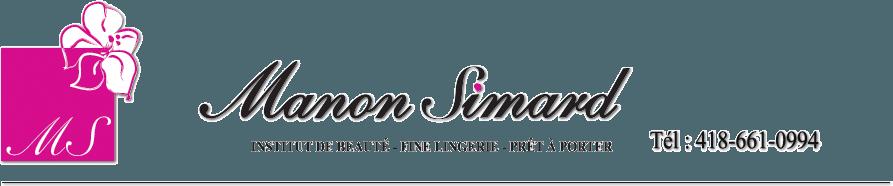 Institut de Beauté Manon Simard inc.